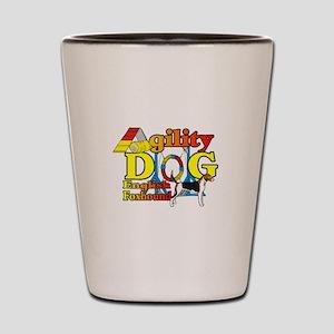 Foxhound Agility Shot Glass