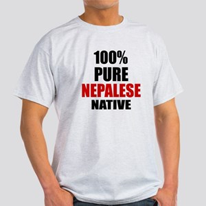 100 % Pure Nepalese Native Light T-Shirt