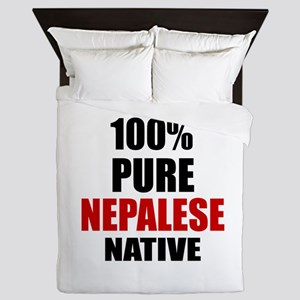 100 % Pure Nepalese Native Queen Duvet