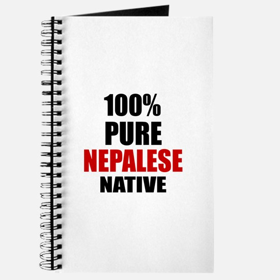 100 % Pure Nepalese Native Journal