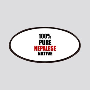 100 % Pure Nepalese Native Patch