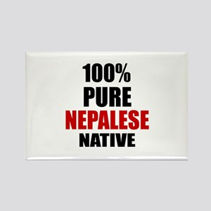 100 % Pure Nepalese Native Rectangle Magnet