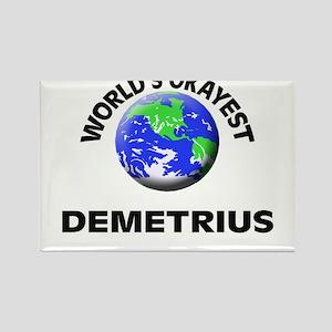 World's Okayest Demetrius Magnets