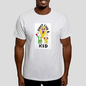 Fight Like A Kid T-Shirt