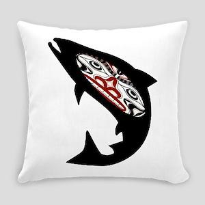 SALMON Everyday Pillow