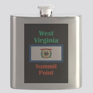 Summit Point West Virginia Flask