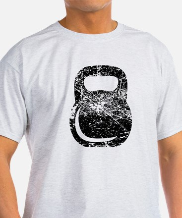 Distressed Kettlebell T-Shirt