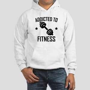 Addicted To Fitness Dumbbell Hoodie