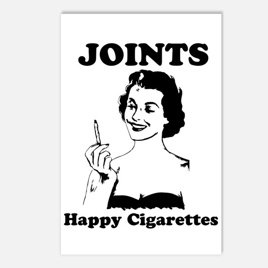 Joints Postcards (Package of 8)