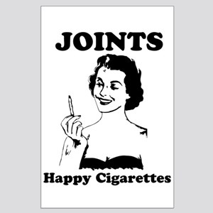 Joints Large Poster