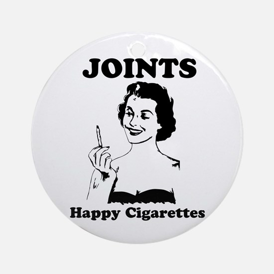 Joints Ornament (Round)