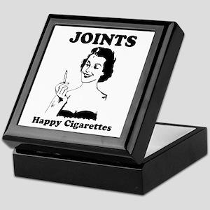 Joints Keepsake Box