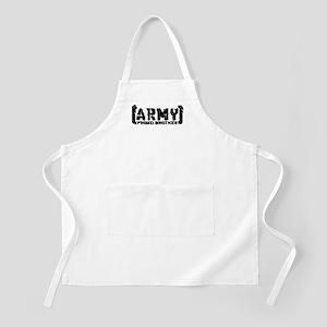 Proud Army Bro - Tatterd Style BBQ Apron
