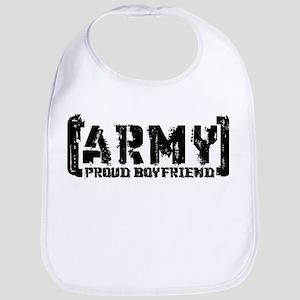 Proud Army BF - Tatterd Style Bib