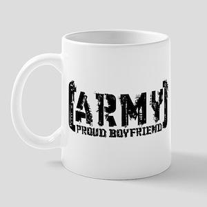 Proud Army BF - Tatterd Style Mug