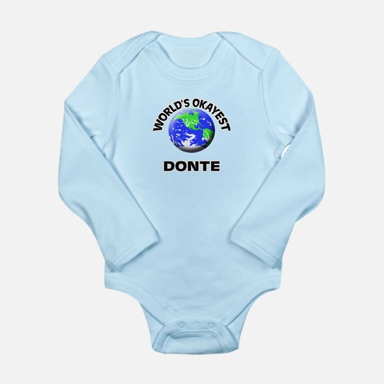 World's Okayest Donte Body Suit