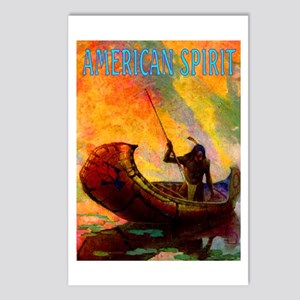 AMERICAN SPIRIT Postcards (Package of 8)