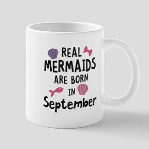 Mermaids are born in September C6i5o Mugs