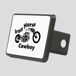 Iron Horse Cowboy Biker Hitch Cover