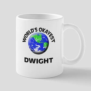World's Okayest Dwight Mugs
