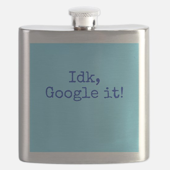 google it! Flask