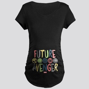 Future Avenger Maternity Dark T-Shirt