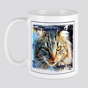 Until There Are None...Adopt Mug