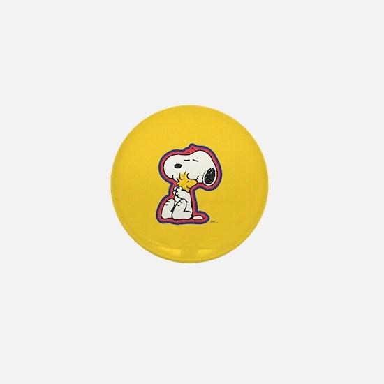 Peanuts Flair Snoopy Mini Button