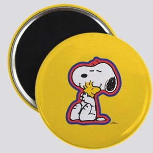 Peanuts Flair Snoopy Magnets