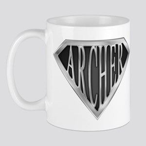 SuperArcher(metal) Mug