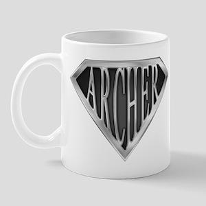 SuperArcher(metal) Mug