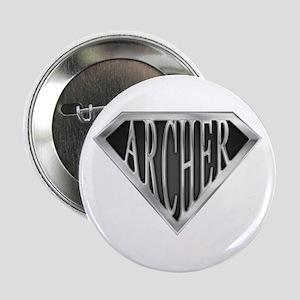 "SuperArcher(metal) 2.25"" Button"