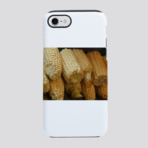 rows of corn ears iPhone 8/7 Tough Case