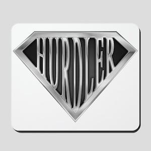 SuperHurdler(metal) Mousepad