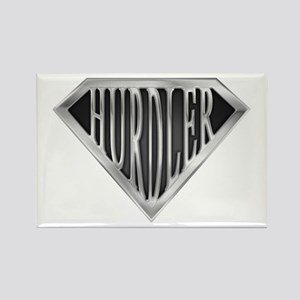 SuperHurdler(metal) Rectangle Magnet