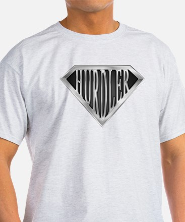 SuperHurdler(metal) T-Shirt