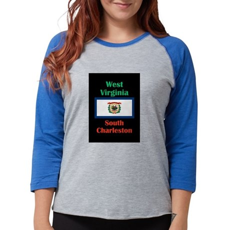 South Charleston West Virginia Long Sleeve T-Shirt