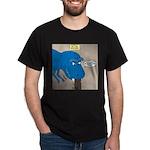 Touchy T-Rex Dark T-Shirt