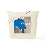 Touchy T-Rex Tote Bag