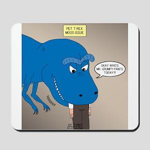 Touchy T-Rex Mousepad