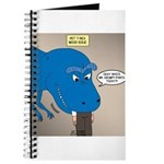 Touchy T-Rex Journal