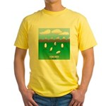 Free-Range Eggs Yellow T-Shirt