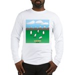 Free-Range Eggs Long Sleeve T-Shirt