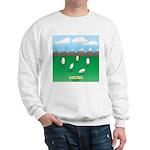 Free-Range Eggs Sweatshirt