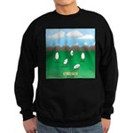 Free-Range Eggs Sweatshirt (dark)