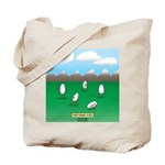 Free-Range Eggs Tote Bag