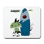 KID FIN SURFER Mousepad
