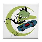 KID FIN Character Coaster