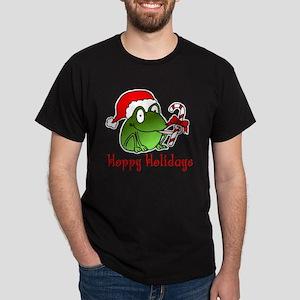 Frog Santa Dark T-Shirt