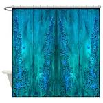 Thailand Sea Shower Curtain
